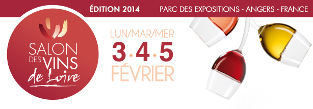 Salon des Vins de Loire 2014 - Angers